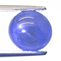 3.50ct Star Sapphyre Oval Cabochon