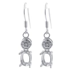 925 Silver earrings fittings