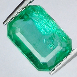 1.06ct Emerald Emerald Cut
