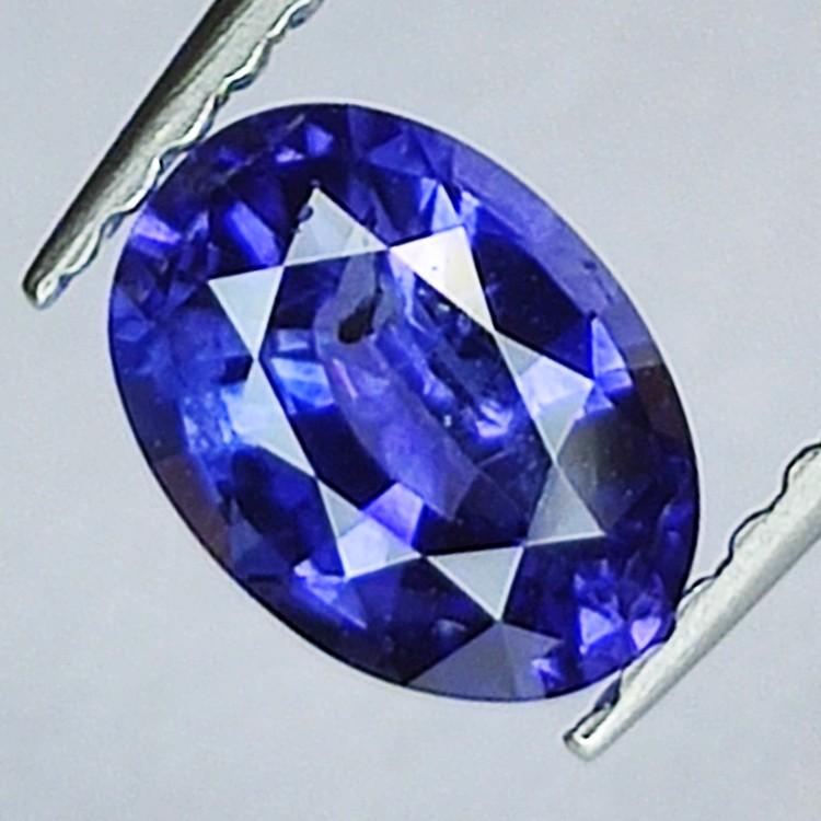 0.91ct Sapphire Oval Cut