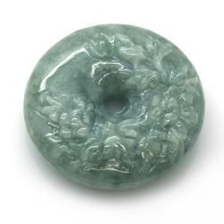 Jade Vegetable Pendant