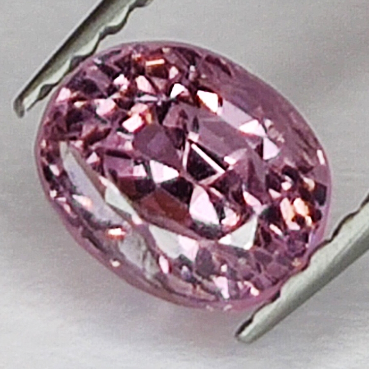1.20ct Pink Spinel oval cut 6.2x5.0mm