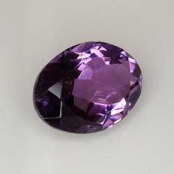 Amethyst oval cut 14x10mm 4pz
