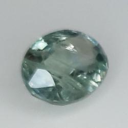 1.73ct Blue Sapphire oval cut 8.0x6.0mm