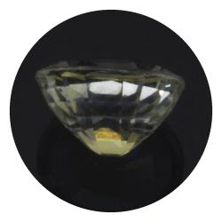 1,49ct. Yellow Sapphire Oval Cut