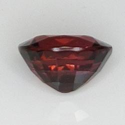 1.76ct Tourmaline Rubellite oval cut 8.3x6.9mm