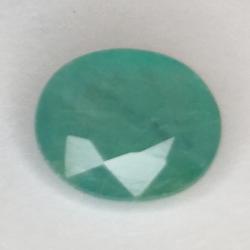 4.53ct Grandidierite oval cut 11.7x9.6mm