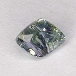 1.00ct Tanzanite fancy cut 7.7x5.0mm