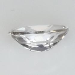 0.89ct Morganite oval cut 7.9x5.8mm