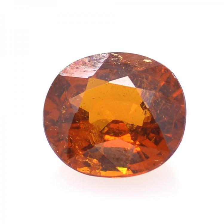 Edelsteine Granat 8x6 1 Stück