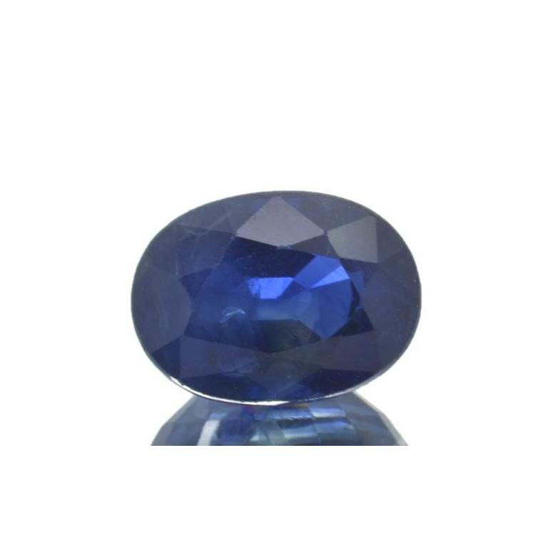 1.31ct. Blue Sapphire Oval Cut