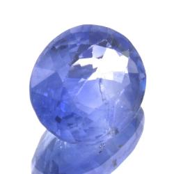 1.40ct. Blue Sapphire Oval Cut