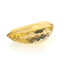 21.38ct Citrine Pear Cut